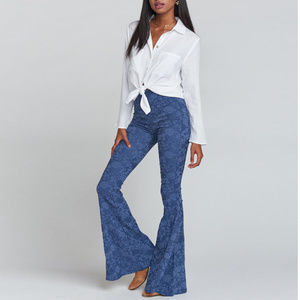 "SMYM ""Berkeley Bells"" high-waist jeans -- BNWT"
